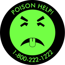 Mr. Yuk, courtesy of Wikipedia