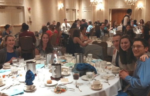 CHS students celebrate their academic achievement at the 2013 Honors Banquet