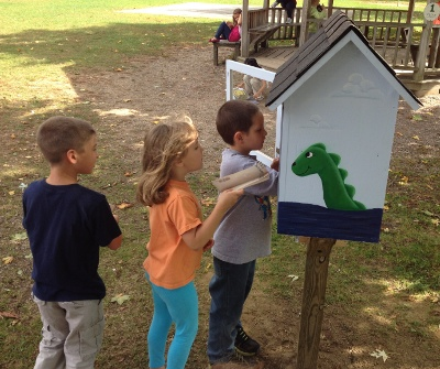 Little Free Library 1
