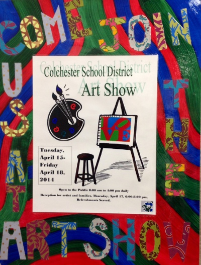 2014 CSD Annual Art Show Announcement