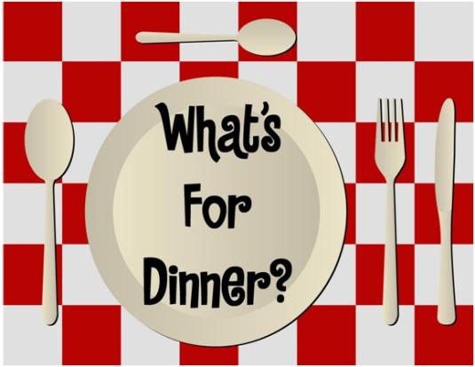 what_for_dinner