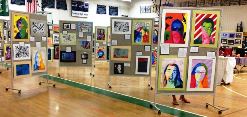 2014 art show pic