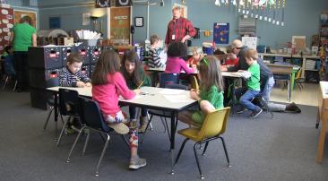 Allbee Classroom 1